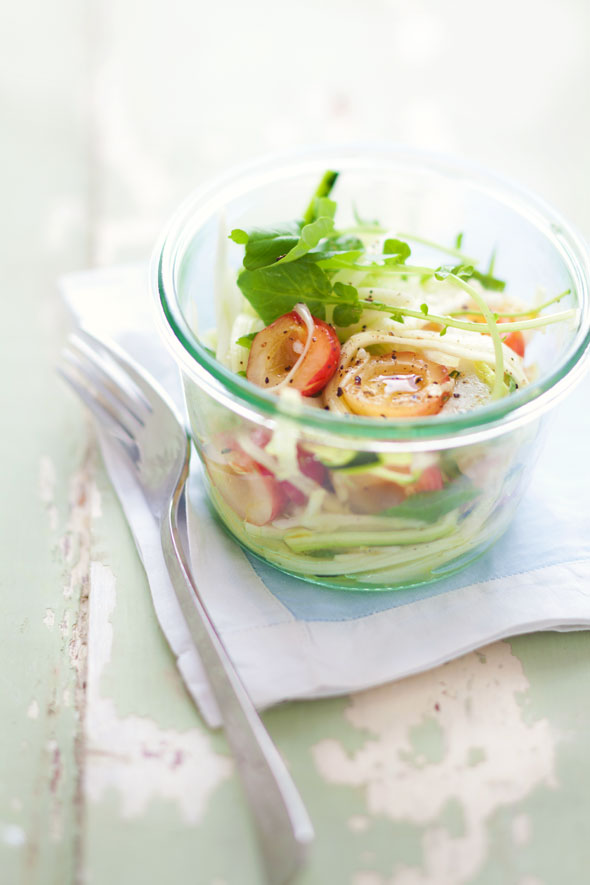 Lemony Fennel, Baby Pink Turnip And Watercress Soup Recipe ...