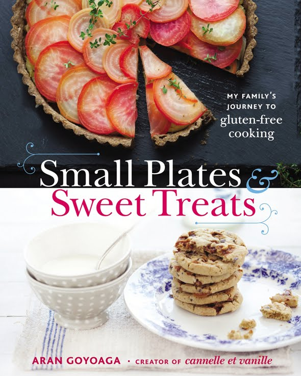 Small Plates And Sweet Treats My Family S Journey To Gluten
