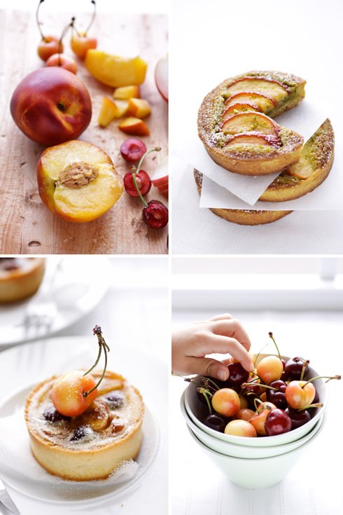 Stone Fruits, Baking Tarts and the Giveaway Winner ...