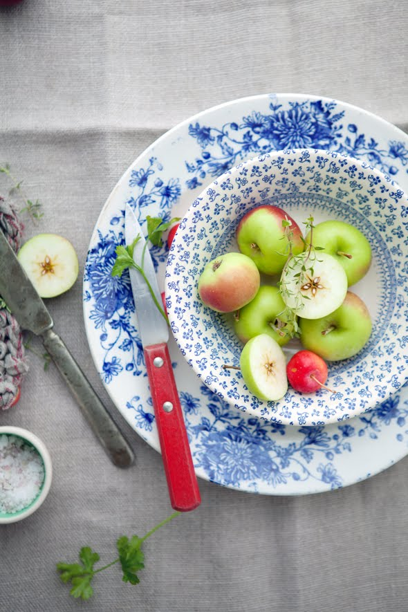 EDOC5724 - Apple, oat and herb scones