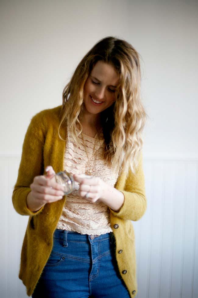 Stylist Jenn Elliott-Blake