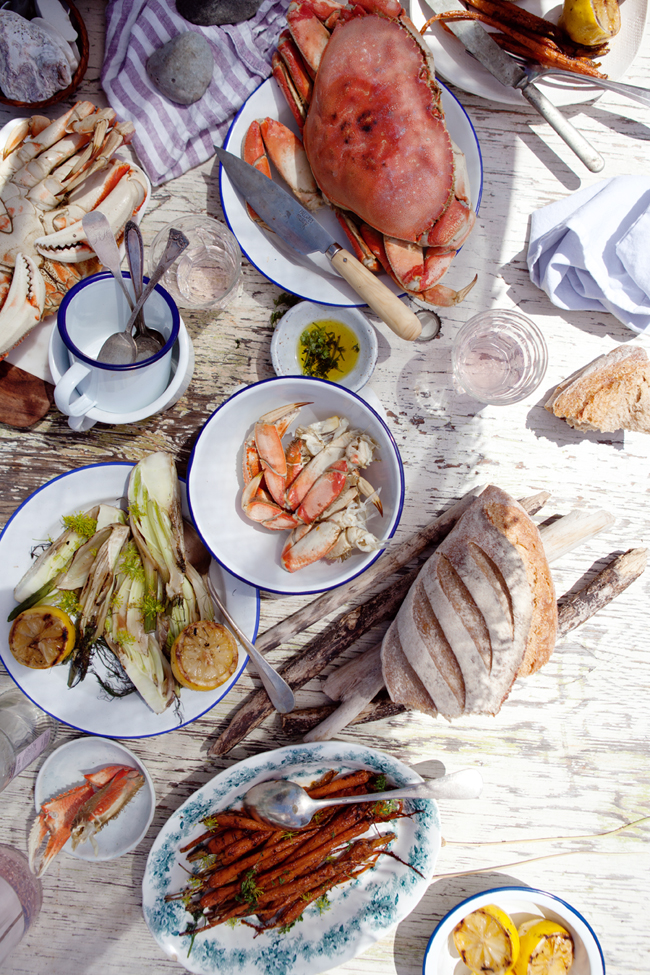 Summer crab feast | Cannelle et Vanille