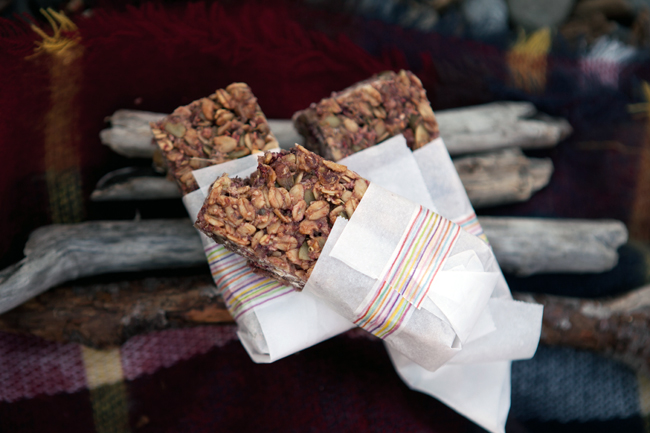 Basic granola bar recipe | Cannelle et Vanille