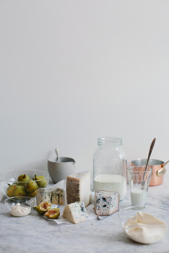 homemade crème fraîche | Cannelle et Vanille