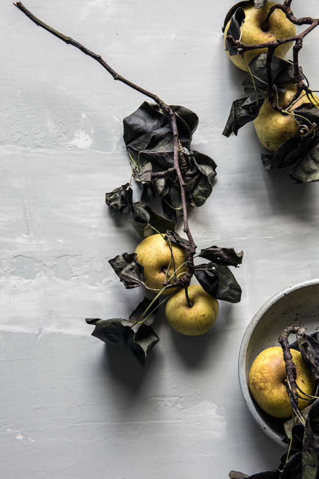 Asian pears | Cannelle et Vanille