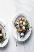 Roasted beets with yogurt and dukkah | Cannelle et Vanille
