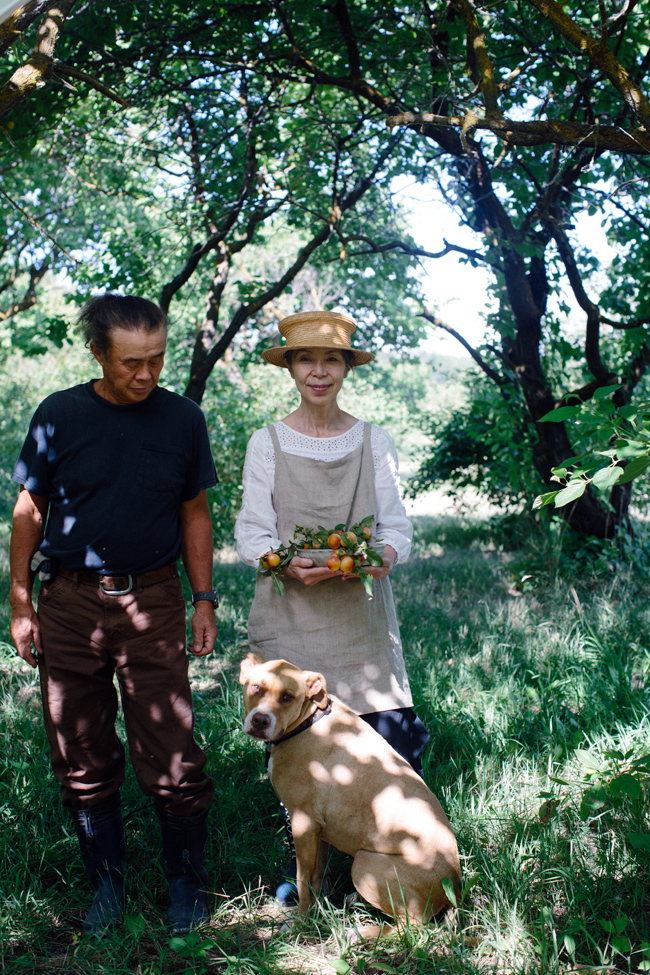 Ayako Gordon in Cherry Bombe | Cannelle et Vanille